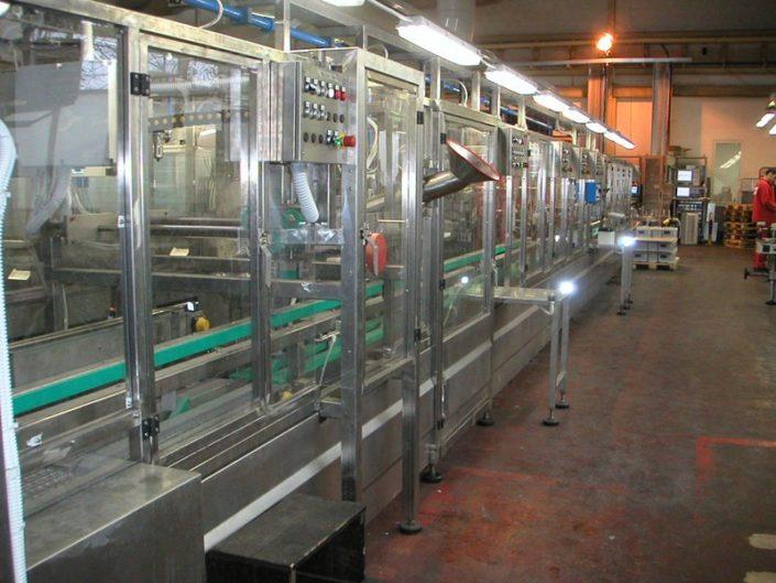 quadri elettrici per l'automazione industriale