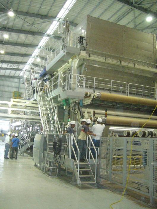 Impianti industriali automatizzati