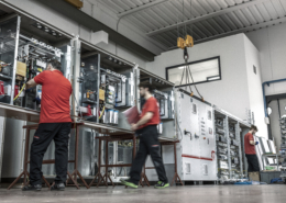 """""""costruzione quadro elettrico per automazione industriale"""""""