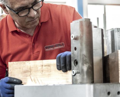 """""""carpenteria per sistemi di automazione industriale"""""""