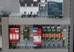 """Quadri elettrici produzione"""