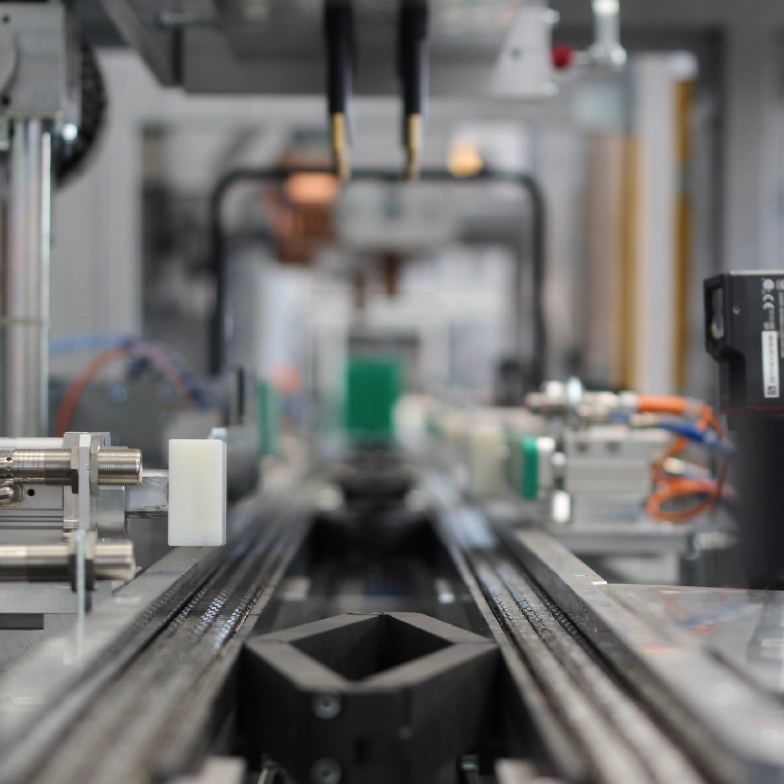 """""""automazione completa per processi industriali"""""""