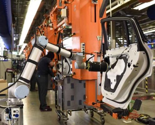 """""""cobot robot industriale"""""""