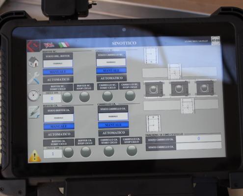 """""""tablet per controllo automazione industriale"""""""